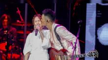 Li Ronghao doesn't know why he kissed Rainie Yang either
