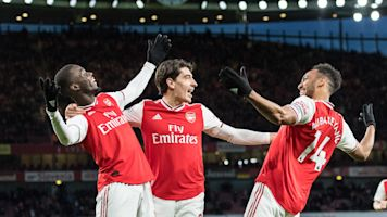 Don't look now, but here come Arsenal