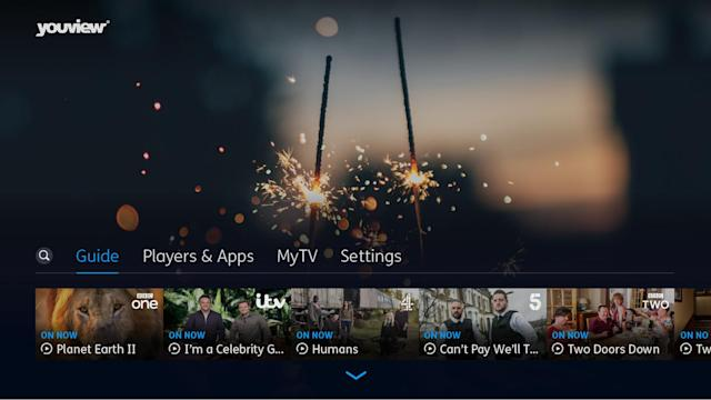 YouView's major update centres on a faster, more visual UI
