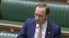 Matt Hancock casts serious doubt on 21 June lockdown easing – 'It's too early now to say'