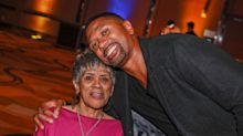 Jalen Rose breaks down honoring his mom on first Mother's Day since her death