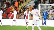 Foot - L1 - Battu à Lens, le PSG n'avait plus perdu son premier match de Ligue 1 depuis neuf ans