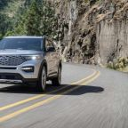 2020 Ford Explorer First Drive Review   More than just another crossover