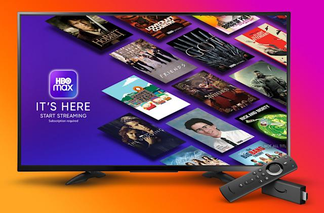 HBO Max is finally coming to Amazon Fire TV