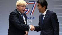 Brexit: en pleine crise avec l'Union européenne, Londres conclut un accord avec Tokyo
