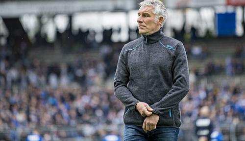 2. Liga: Karlsruhe entlässt Slomka