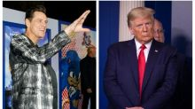 Jim Carrey Gives Shout-Out to Trump's 'Next Medical Breakthrough' in New Cartoon
