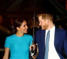 Meghan accuses Buckingham Palace of 'perpetuating falsehoods'
