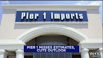 Pier 1 stock sinks; BlackBerry surprise beat; Rite Aid profits fall