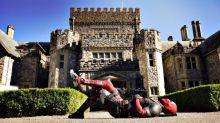 'Deadpool 2': Ryan Reynolds Makes Himself at Home at X-Mansion, Shares Best Sean Connery Photo Ever for Father's Day