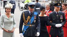 Duelo de moda entre Kate Middleton y Meghan Markle