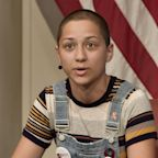 Emma Gonzalez: 'One Of The Biggest Threats' To Teens Today 'Is Being Shot'