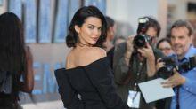 Kendall Jenner Accused of Glamorizing Smoking in Nude Photo