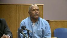 OJ Simpson granted parole after Las Vegas robbery