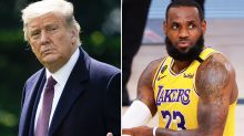 'He's a hater': Donald Trump's savage swipe at 'nasty' LeBron James