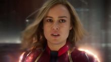 'Captain Marvel' Triggers Fanboys With Extended 'What, No Smile?' Scene, Proving Its Point