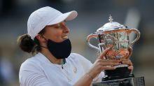 French Open champion Iga Swiatek ready to embrace new-found stardom