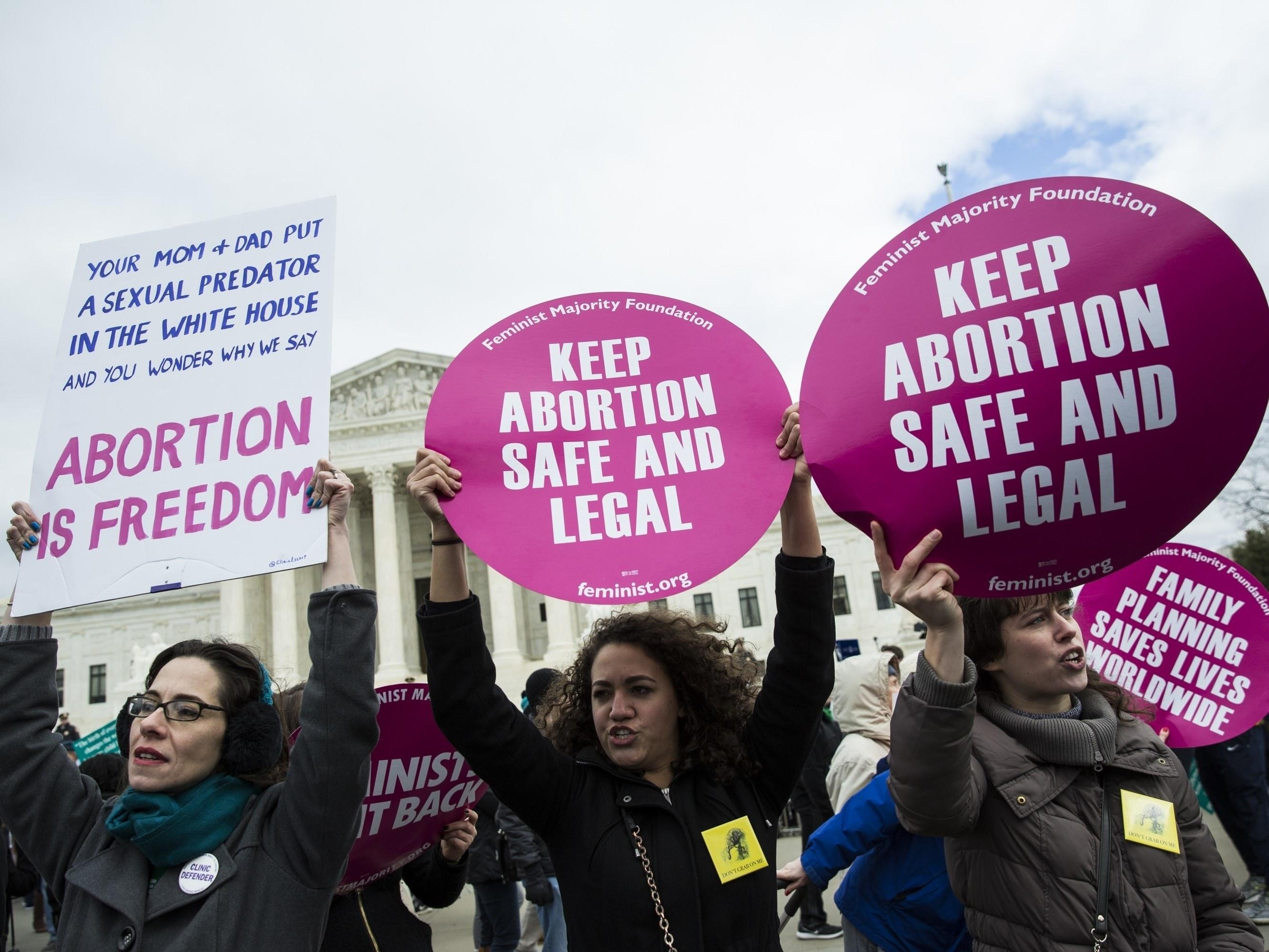 Here's How You Can Help Women in States With Extreme Abortion Bans Right Now