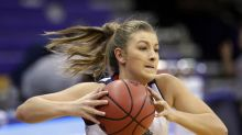 Stockton's daughter ready for point guard duty in Germany