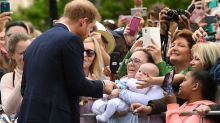 Prince Harry just revealed one of his favourite baby names