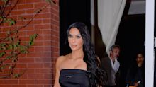 Kim Kardashian gets called out for barely there bikini: 'Why are you stealing your daughter's bathing suit?'