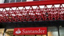 Spanish costs and weak UK push Santander profit 18% lower