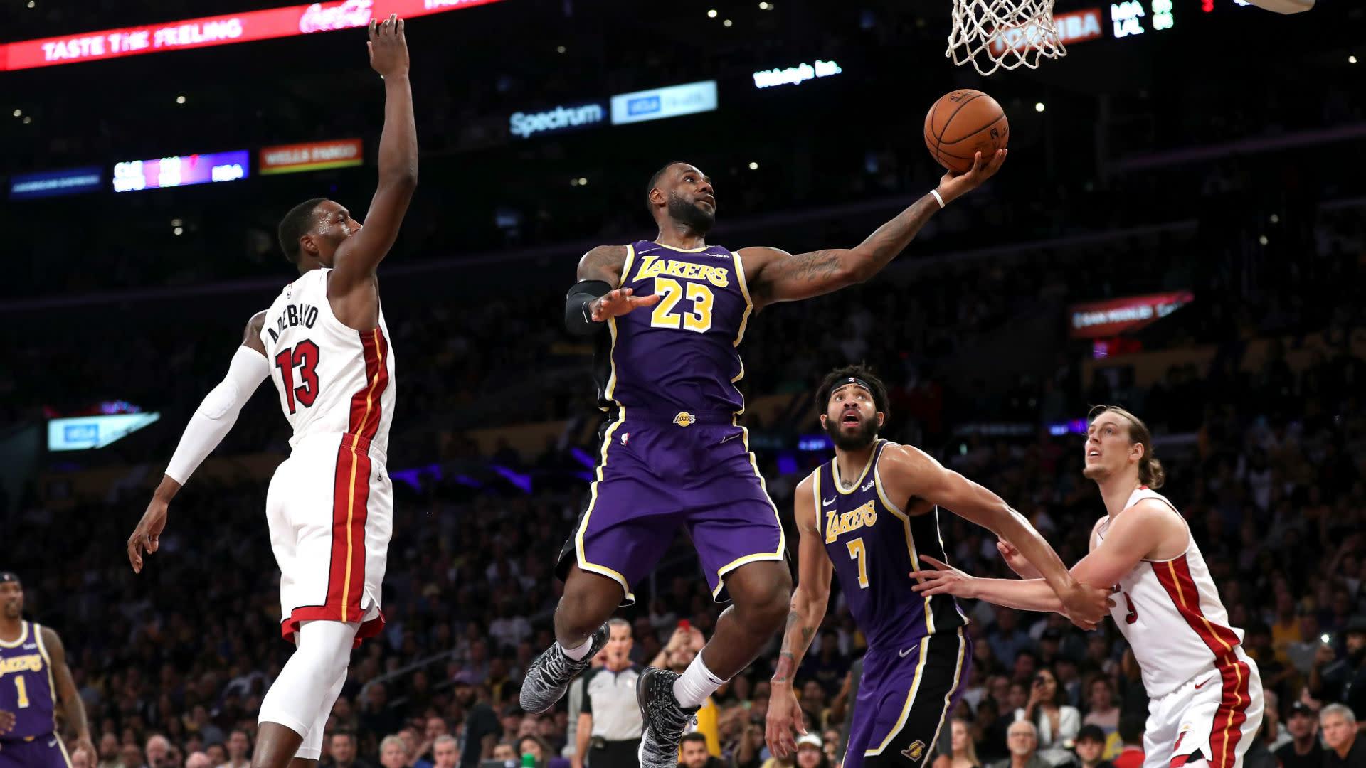 Heat Vs Lakers Predictions Picks Schedule For 2020 Nba Finals