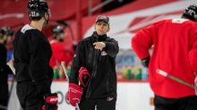 Division championship earns Canes' Brind'Amour NHL coach of the year award