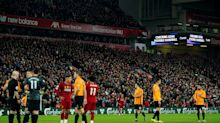 VAR controversy as Liverpool restore 13-point Premier League advantage with win over Wolves