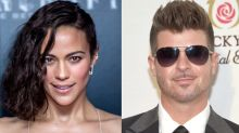 Paula Patton and Robin Thicke's Custody Battle Is Getting Nasty