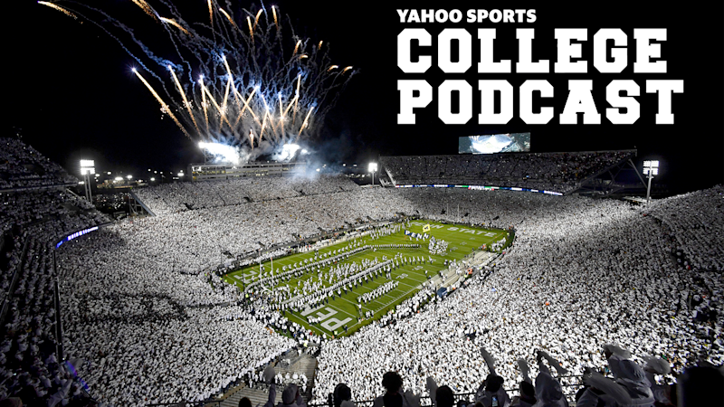College Podcast: Tipped Schooners, Tugged Facemasks and Chippendales coaches