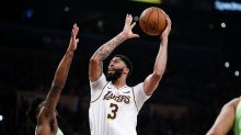 Anthony Davis drops 50 to lead Lakers past Timberwolves in dominant fashion