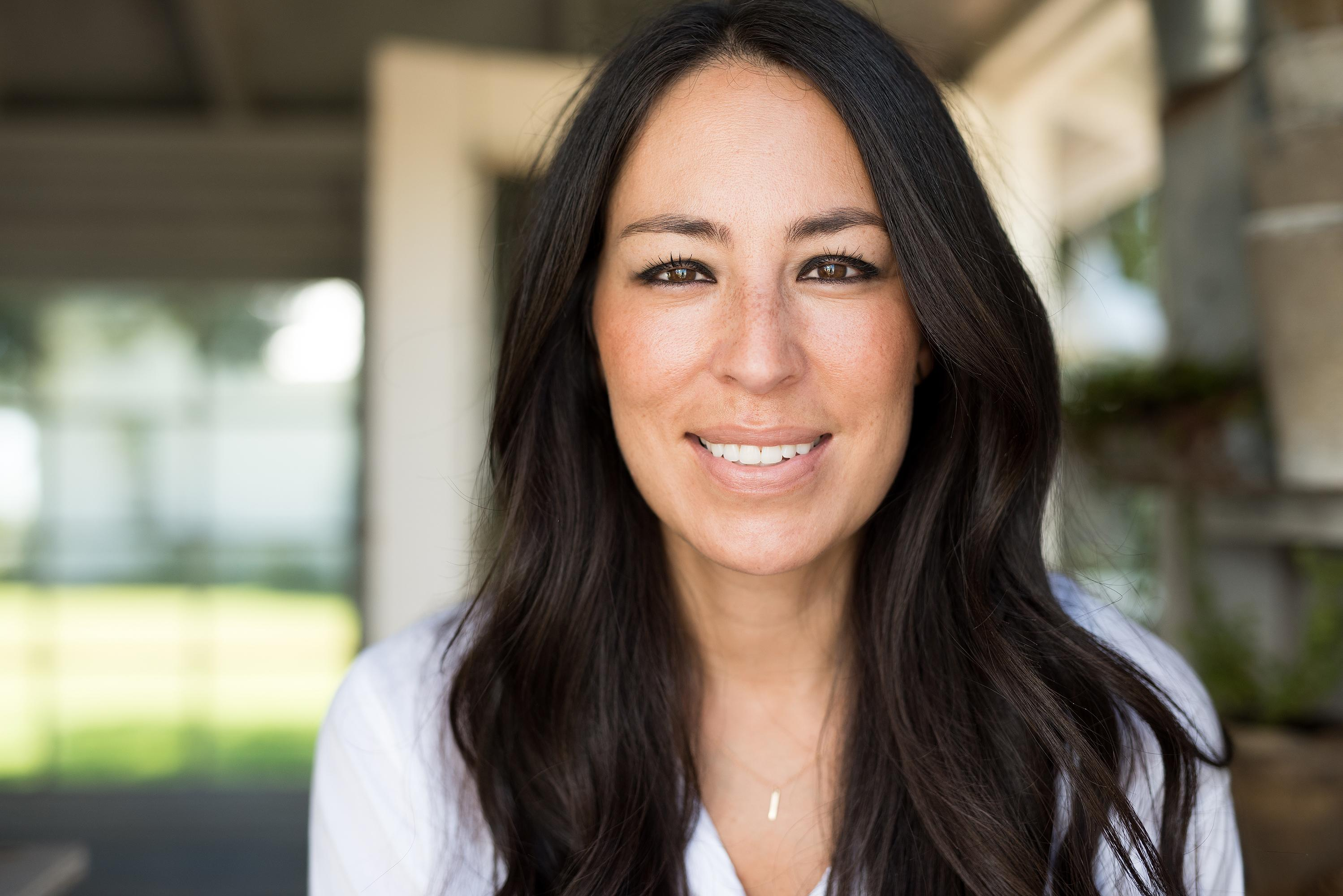 How Joanna Gaines Gave Up Being 39 A Textbook Control Freak