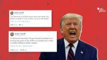 Trump's Pinocchio Moments: 10 Times US Prez Spread Disinformation