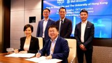 Ping An's healthtech arm cooperates with the Medical AI Lab Program of HKU