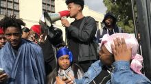 Students stage walkout to protest dress code ban on do-rags: 'They're trying to take away who we are'