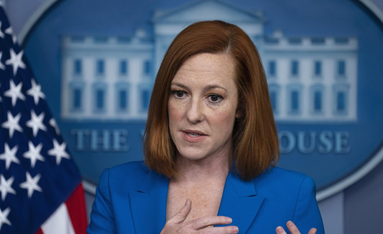 Psaki stands by claims that Republicans are responsible for defunding the police