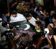 Pakistani girl killed in Texas school shooting buried in Karachi