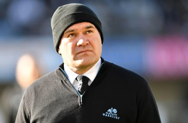 New Zealander Dave Rennie is Australia's new coach