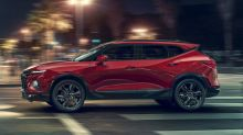 GM to build Chevrolet Blazer in Mexico