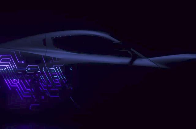 Rimac gives a shadowy tease of its next electric hypercar