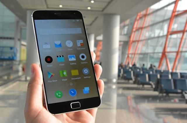 Meizu MX4 goes Pro with '2K+' screen and 'Retina Sound'