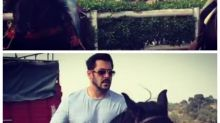 Watch: Tiger Salman Khan's horse riding sessions in Morocco are worth a watch