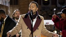 John Legend defends his 'Baby, It's Cold Outside' remake: 'It wasn't supposed to be preachy at all'