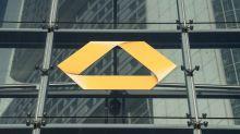 Commerzbank betont trotz Gewinneinbruchs eigene Stärke