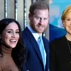 Prince Harry and Meghan Markle say they 'absolutely adore' self-help guru Brené Brown