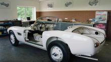 Watch BMW Restore Elvis Presley's BMW 507