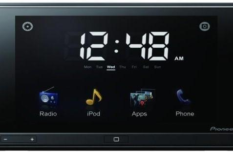 Pioneer announces iOS-integrated AppRadio receiver