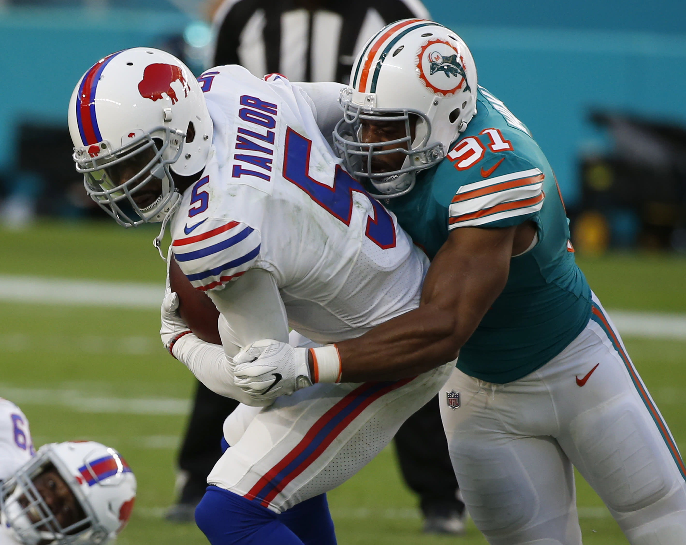 Miamis Cam Wake Thinks Nfl Only Looking Out For Qb Safety