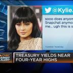 Snap shares fall after Kylie Jenner slams redesign